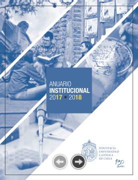 Anuario Institucional 2017-2018