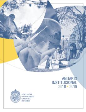 Anuario Institucional UC 2018-2019