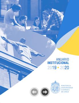 Anuario Institucional 2019-2020
