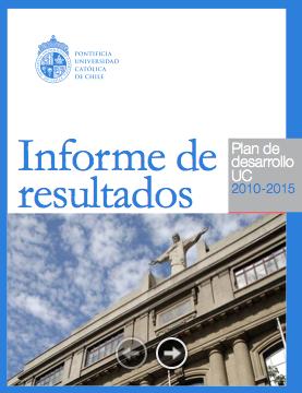 Informe Resultados Plan de Desarrollo 2010-2015