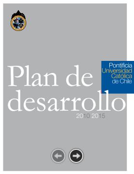 Plan de desarrollo 2010-2015