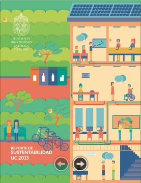 Reporte de Sustentabilidad UC 2013